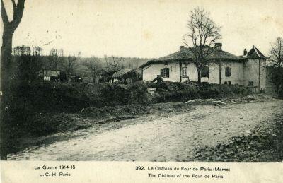 Chateau Four de Paris