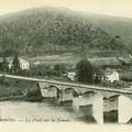 carte postale du village Alle sur Sémois