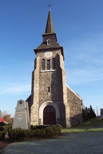 Eglise de Bouchavesnes