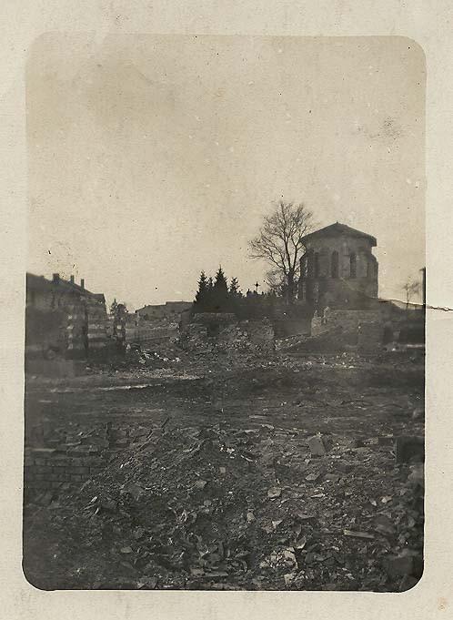 Eglise de Hurlus