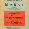 Guide Michelin Marne 1914 (volume III) la trouée de Revigny