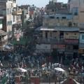 vue sur old delhi