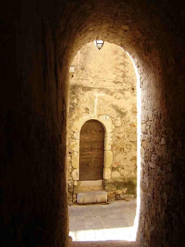 des portes magnifiques