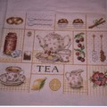 Tea sampler Lanarte