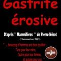 Gastrite Erosive