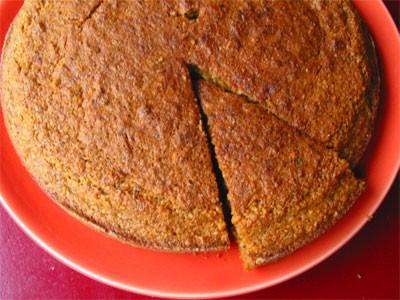 gâteau moelleux carotte-noisettes - la cuisine de lilou