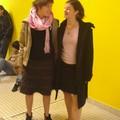 Les filles : Manue et Alexia
