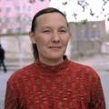 Femme russe de Bu'erjin