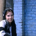 Jeune femme de Yining