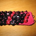 Un bracelet de paillettes