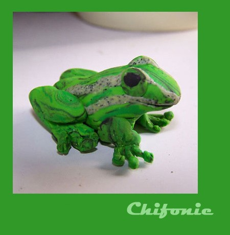 grenouille