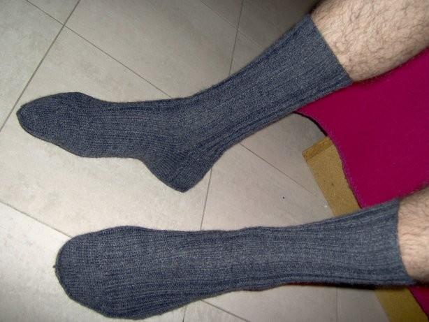 Chaussettes de mon chéri