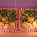 Bouchées poireaux parmesan