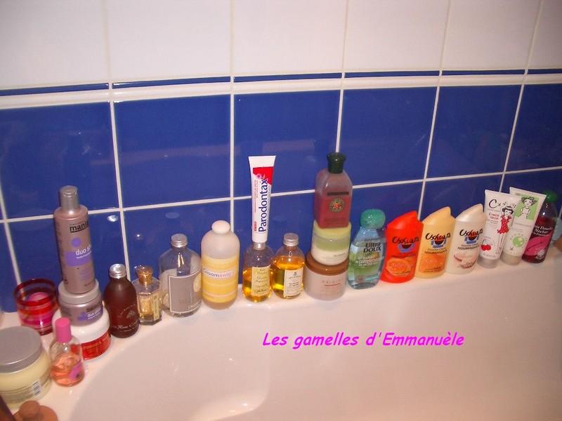 Bienvenue Dans Ma Salle De Bains - Les Gamelles D'Emmanuèle
