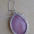 cabochon quarz rose