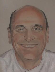 Bernard loiseau manvale dessins portraits partir de for Cuisinier loiseau