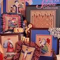 Folh Art Santa Collextion - de Alma Lynne