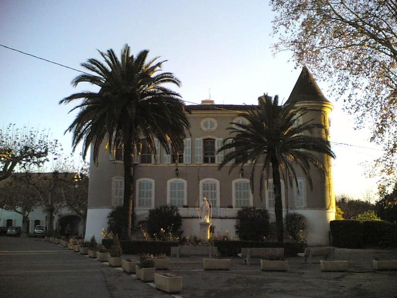 Le château de la Castille et le séminaire du diocése