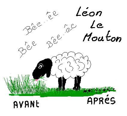 L on le mouton marilyn au fil des jours - Image mouton humoristique ...