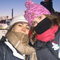 le froid!
