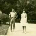 Francine et son frère