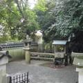 Akama-Jingu - Tombes de guerriers