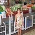 Maureen et les légumes