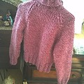 Pull ROWAN (en Big Wool)