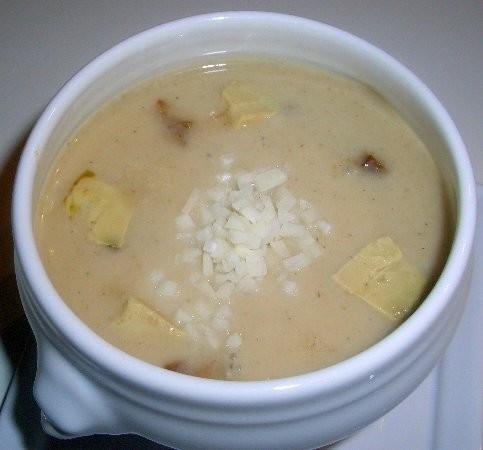 Une petite soupe pour finir le foie gras la cuisine de - Cuisiner un radis noir ...