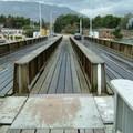 Le pont de l'écluse