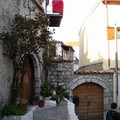 Arahova : petite ruelle