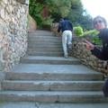Meteores : escalier