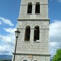 Meteores : clocher du monastere