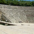 Epidaure : amphitheatre