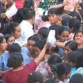 distribution des cahiers