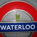 Smiley à Waterloo