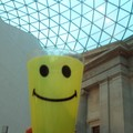 Smiley au British Museum