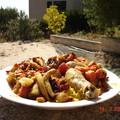 Couscous au soleil