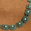 Bracelet OdeC turquoise