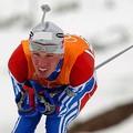 Mikhail Ivanov , médaille d'or 50km