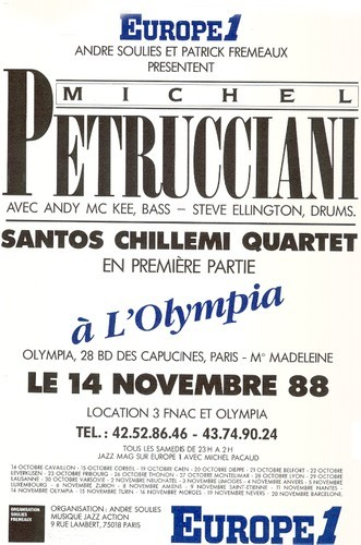 Michel Petrucciani Olympia,