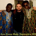 Kasse Mady, Andre Soulies