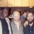 Keletigui Diabate, Salif Keita, Andre Soulies et Wagner Tiso