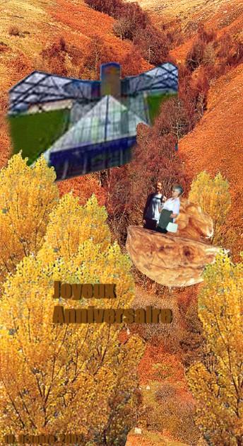 Anniversaire Octobre 2002