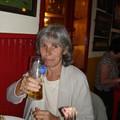 Michèle à Cork, dans un pub !