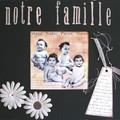 mon album Héritage, ma famille