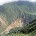 Peru, Caminata en el Cañon de Colca (Cabanaconde)