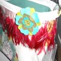 variation sur le sac de printemps -détail