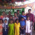 Children meet