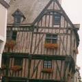 Les maisons à pans de bois